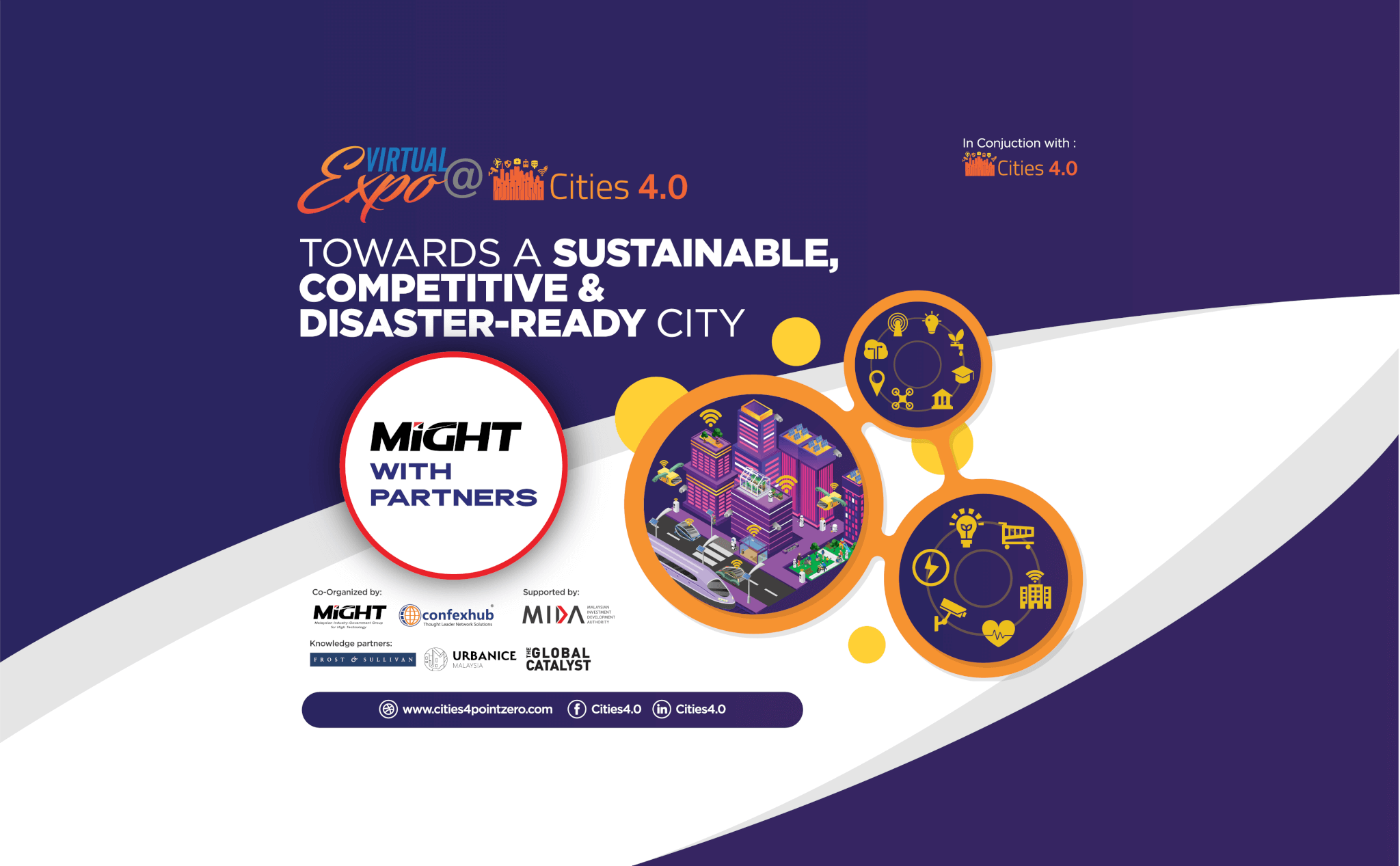 Cities 4.0 Conference and Exhibition 2020