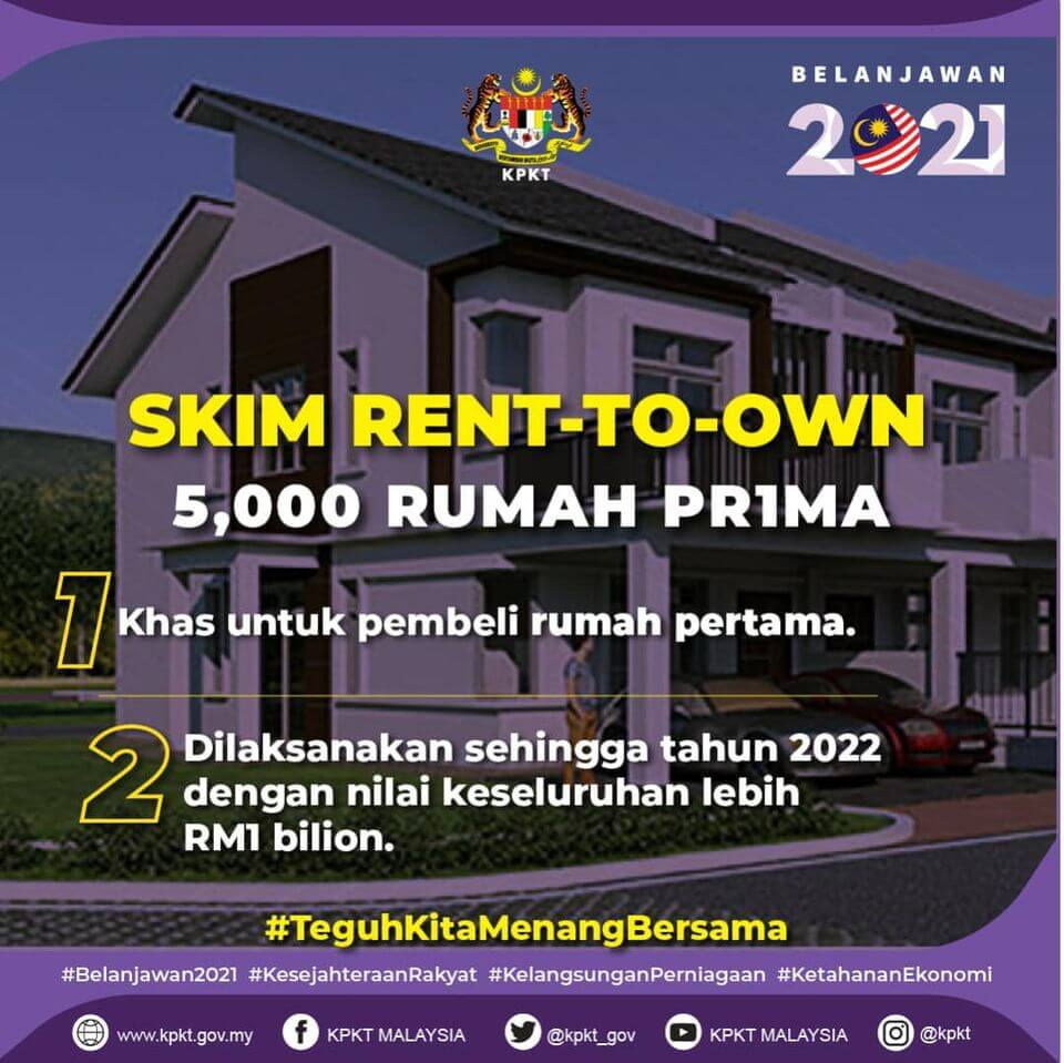 Belanjawan 2021 Rent To Own Scheme Myicsc