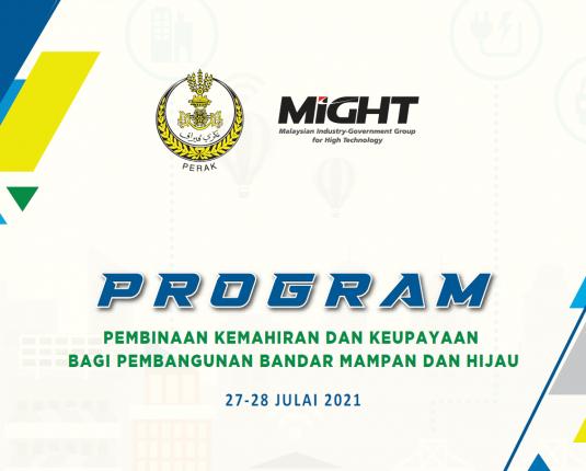 Programme - Pembinaan Kemahiran Bandar Mampan 2021